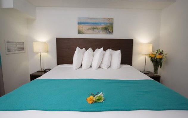Double Bed Accessible - Non Smoking